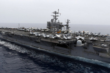 ABD IŞİD'i ilk defa Akdeniz'den vurdu!