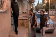 İzmir'de terör örgütü IŞİD operasyonu