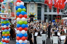 Biltest Uluslararası Kültür Günü yapıldı
