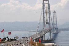 Osmangazi Köprüsü hizmete açıldı