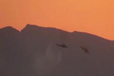IŞİD Rus helikopteri böyle vurdu 2 pilot öldü!