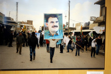 Türkiye'yi kızdıracak hamle! Öcalan'lı sergi açtılar