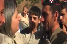 Şemdinli'de Kışanak ile kucaklaşan terörist bakın nerede komutan oldu!