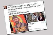 HDP'li vekil ile kaymakamı birbirine düşüren fotoğraf