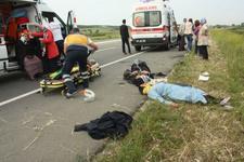 Antalya'da feci kaza! Çok sayıda ölü ve yaralı var
