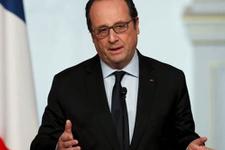Fransa Cumhurbaşkanı Hollande'dan idam çıkışı!
