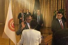 Sırrı Süreyya Sayın Öcalan deyince... Meclis karıştı!