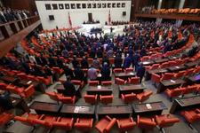 Başbakanlık'ın OHAL tezkeresi Meclis'te