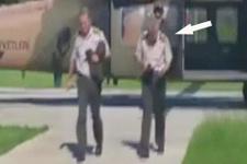 Darbeci generalin kaçış çantasından bakın neler çıktı?