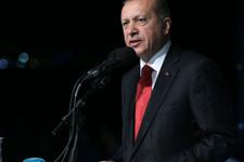 Erdoğan'dan 15 Temmuz darbe girişimi açıklaması