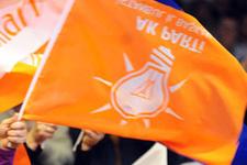AK Parti ilçe teşkilatı toplu istifa etti!
