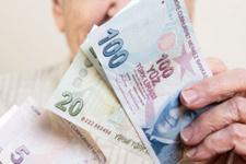 Emeklilere ağustos ayında zamlı maaş