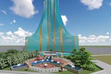 Kartal'da Burj El projesine start verildi