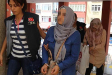 Gülen'in akrabası ablalar baskında yakalandı