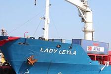 Gazze'ye yardım götüren gemiden haber var!