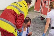 Sezer Öztürk baltayla adam yaraladı aranıyor