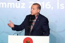 Erdoğan'dan İsrail eleştirilerine cevap var