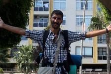 Otostopla Türkiye'yi gezdi, sıra dünyaya geldi!