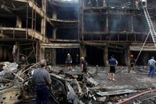 Irak Bağdat'ta ölü sayısı 213'e yükseldi