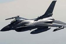 Savaş uçakları yerle bir edip geri döndü!