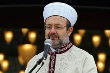 Mehmet Görmez'den ortak takvim mesajı