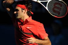 Roger Federer'den tarihi galibiyet
