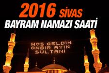 Sivas Bayram namazı saat kaçta 2 rekat nasıl kılınır?