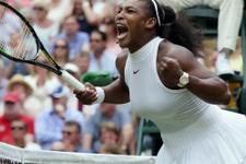 Wimbledon'un kraliçesi Serena Williams