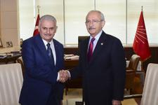 Yıldırım ve Kılıçdaroğlu'ndan OHAL açıklaması
