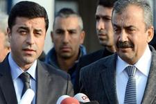 Demirtaş ve Önder'e şok haber! O konuşma delil oldu
