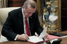 Erdoğan'dan 8 üniversiteye rektör ataması