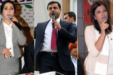 HDP'li 3 isme büyük şok! Kabul edildi