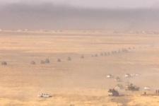 Barzani güçleri Irak'ta da IŞİD'e operasyon başlattı!