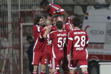 Sivasspor'dan iyi prova