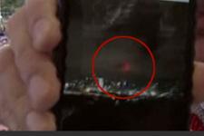 Ankara'daki gizemli kırmızı ışık ne Gökçek çekti!