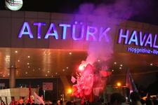 Atatürk Havalimanı'nda özel düzenleme