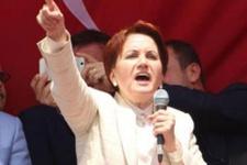 Meral Akşener'in olay iddiasına yalanlama
