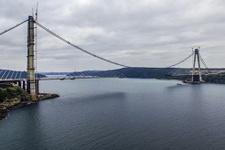 Yavuz Sultan Selim Köprüsü ne aşamada?