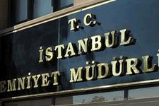 İstanbul Emniyeti'nde deprem emniyet müdürleri ve...
