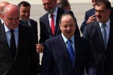 Ve Barzani Ankara'ya geldi ilk görüşme saat 18.00'de
