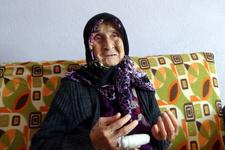 89 yaşındaki kadının parmağını kırıp yüzüğünü gasp etti!