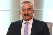 Cerablus operasyonu Çavuşoğlu PYD'yi uyardı