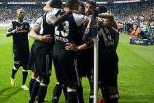 Beşiktaş Konyaspor deplasmanında