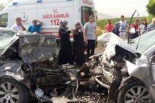 Malatya'da feci kaza ölü ve yaralılar var