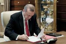 Erdoğan AYM üyeliğine o iki ismi seçti!