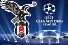 Beşiktaş'ın Devler Ligi fikstürü belli oldu