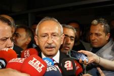 Kılıçdaroğlu'na Esenboğa'da karşılama