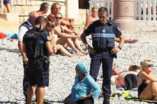 Fransa'da tesettür mayo yasağını Danıştay kaldırdı