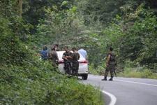 Hainler polise bu kez Trabzon'da saldırdı
