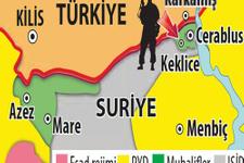 YPG Menbiç'i boşaltmazsa TSK'nın planı hazır